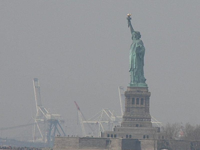 New York im April 2014